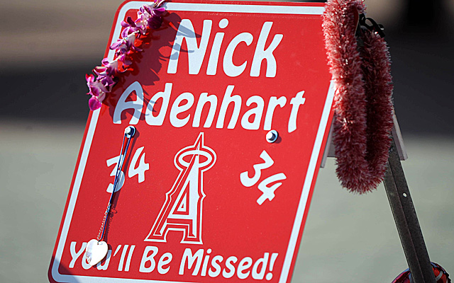 Nick Adenhart's memory lives on, now with Jered Weaver honoring him in the form of his son's name.