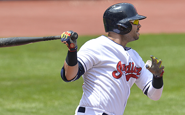 Nick Swisher has landed on the DL with a knee injury.
