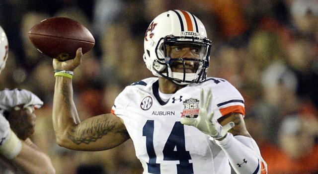 Nick Marshall was not present at SEC Media Days. (USATSI)