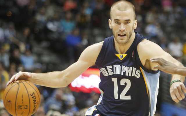 Nick Calathes has reportedly been suspended 20 games.  (USATSI)