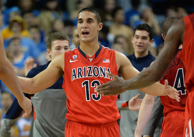Nick Johnson (16.3 ppg) has established himself as an All-American candidate. (USATSI)
