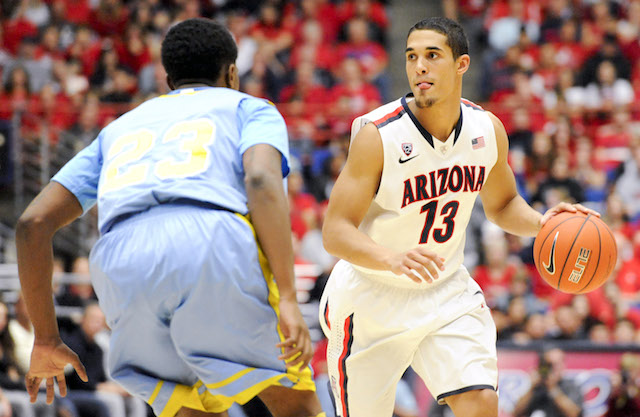 Nick Johnson leads a balanced Arizona team that could be the national title favorite. (USATSI)