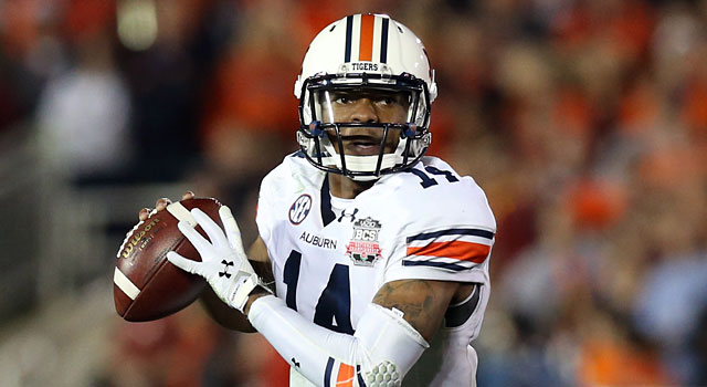Nick Marshall worked on his footwork and improved thoughout the season. (USATSI)