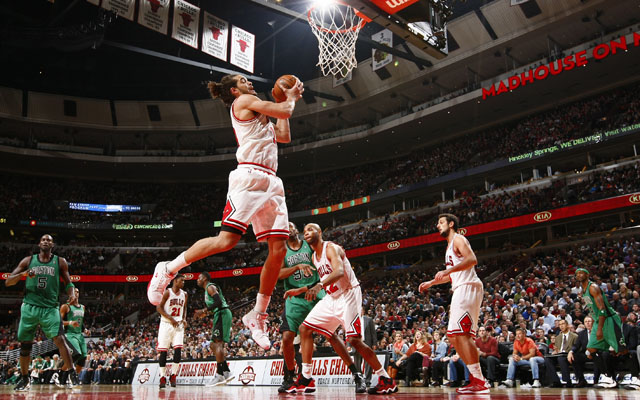 Is Noah playing too many minutes? (Getty Images)