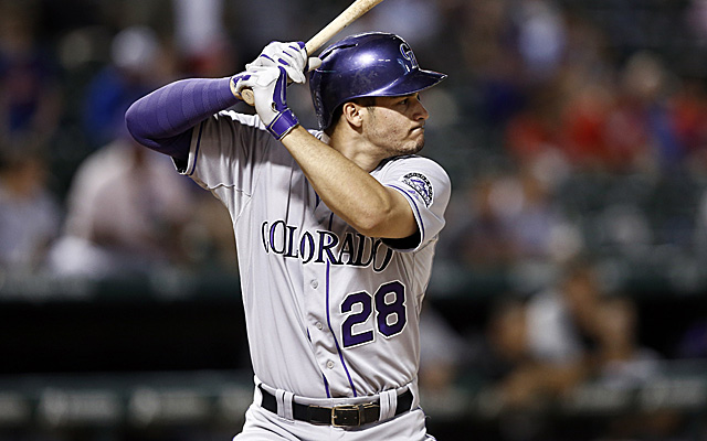Image result for arenado hitting