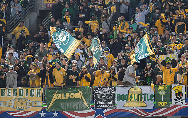 It doesn't appear that A's fans will have to travel across the bay next season for home games.