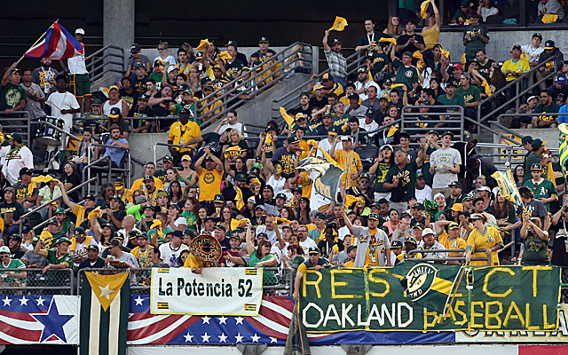 O.co Coliseum rocks when packed with A's fans, but it's also badly in need of being replaced.