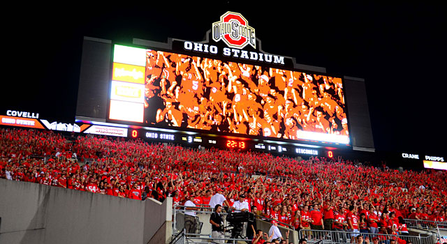 Beer sales can be a huge revenue-driver, but Ohio State won't sell alcohol. (USATSI)