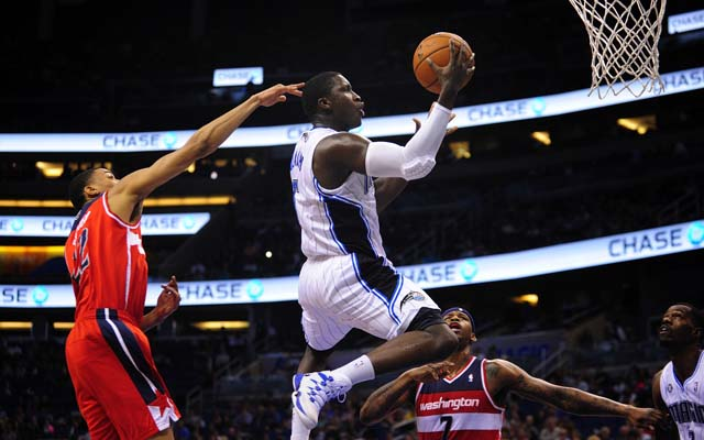 Can Victor Oladipo take charge of the Magic's future?  (USATSI)