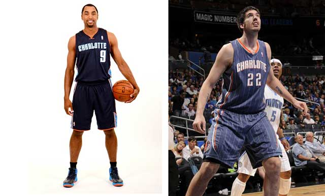 Charlotte Bobcats Release New Jersey Designs Cbssportscom