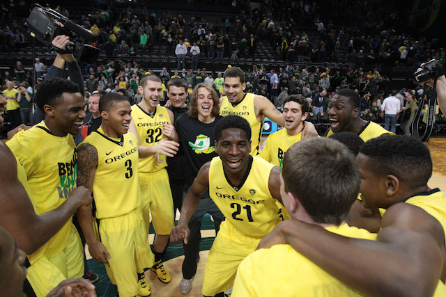 Oregon moved to 11-0 after coming back to beat BYU in overtime. (USATSI)