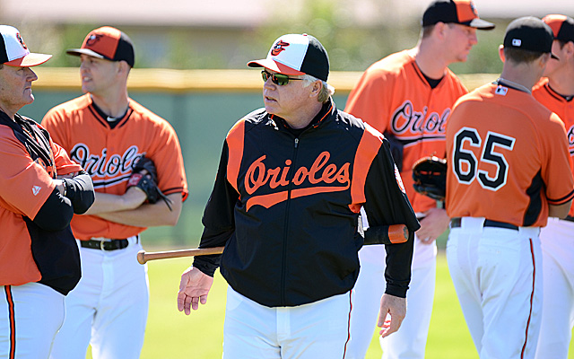 Buck Showalter and company look to return to the playoffs.