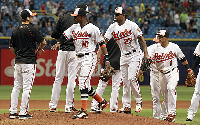 c408b3cbe1a LOOK  Orioles show city pride with  Baltimore  home jerseys ...