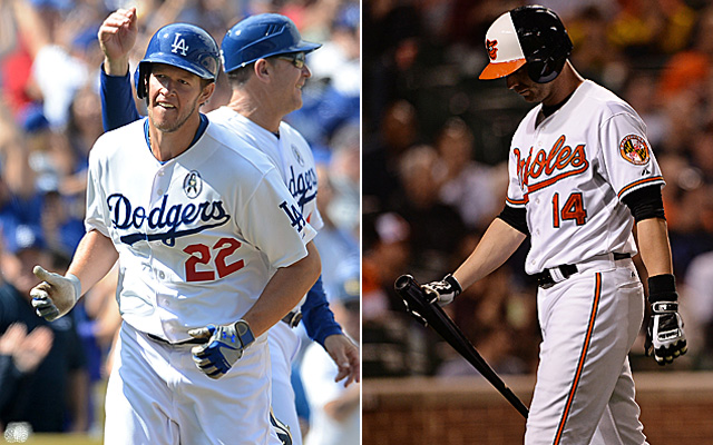 Orioles DH woes