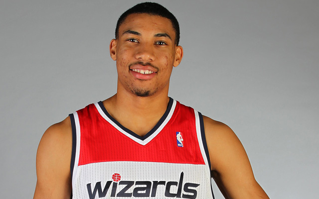 Otto Porter is already being held out of practice. (USATSI)