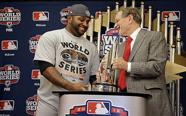 2013 World Series schedule released - CBSSports com