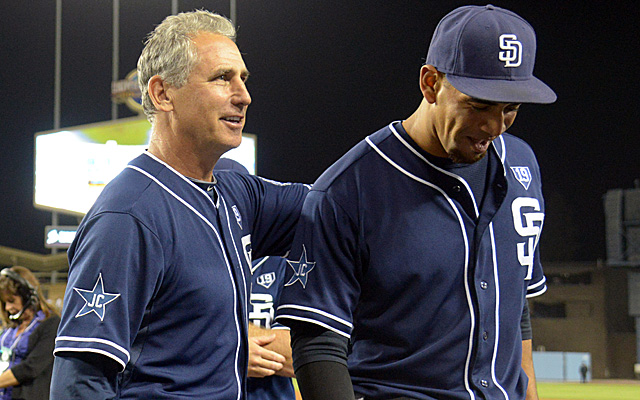 Tyson Ross was a bright spot for Bud Black's Padres in 2014.