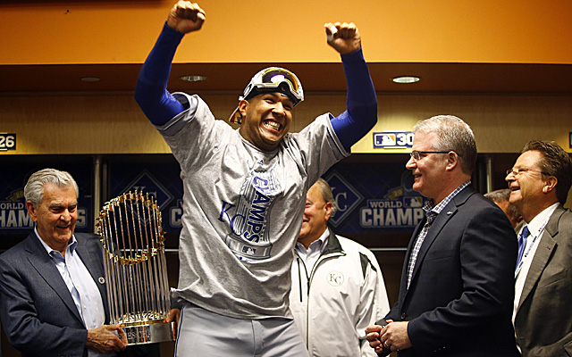 The small-market Royals are the defending champs.