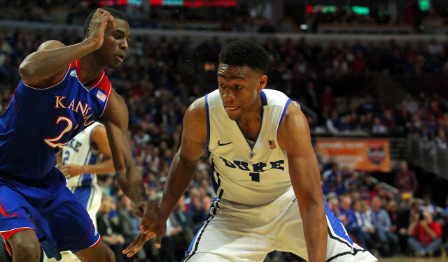 Who should be the top pick: Andrew Wiggins or Jabari Parker?