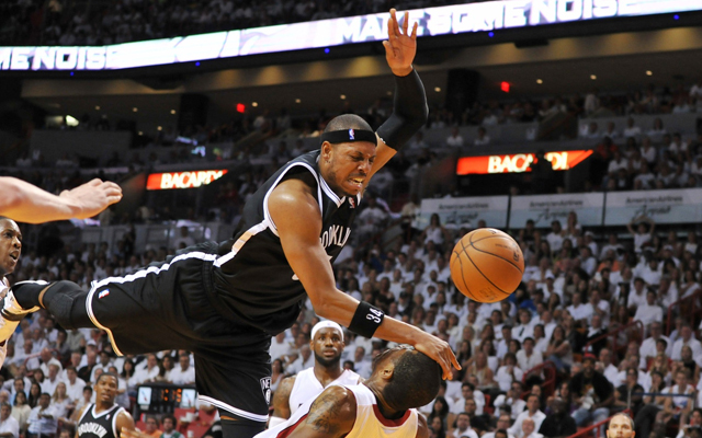 Will Paul Pierce's value go into free fall?   (USATSI)