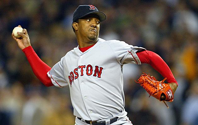 Red Sox Pedro Martinez