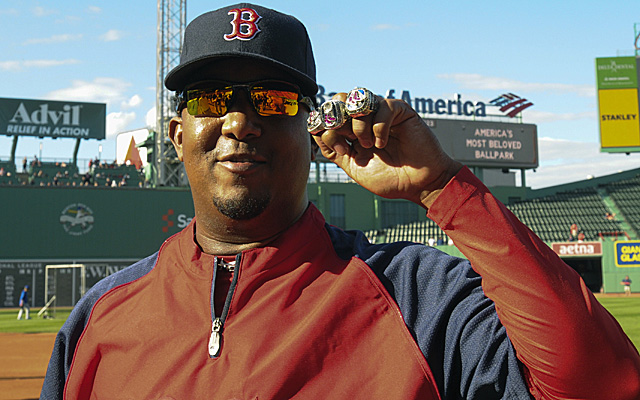 Pedro Martinez is part of the 2015 Baseball Hall of Fame class.