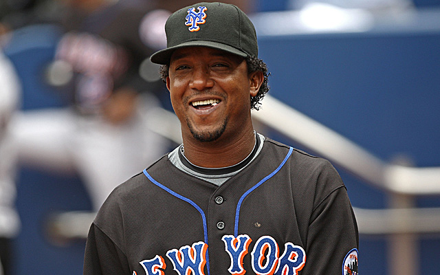 Pedro Martinez said he had an issue with Jeff Wilpon in New York.