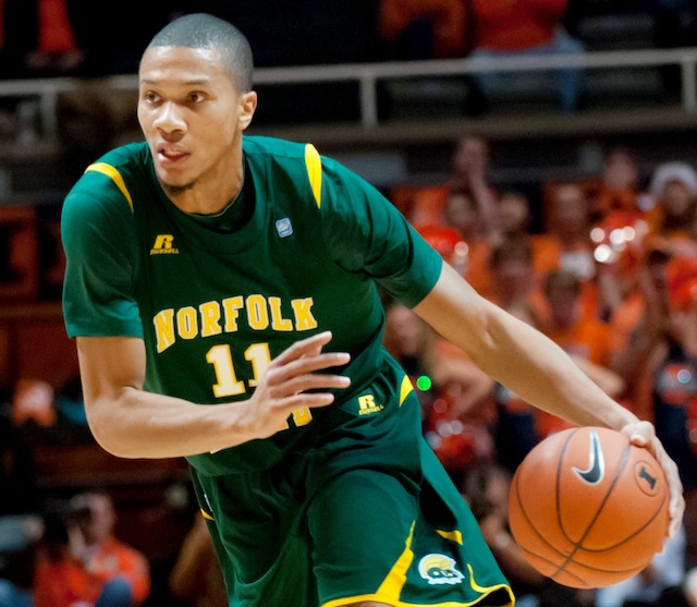 Player of the Year Pendarvis Williams and Norfolk State are the favorites to get back to the NCAA tournament. (USATSI)