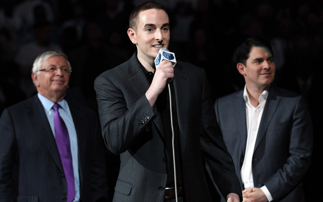 Robert Pera is at the source of controversy in Memphis.   (USATSI)
