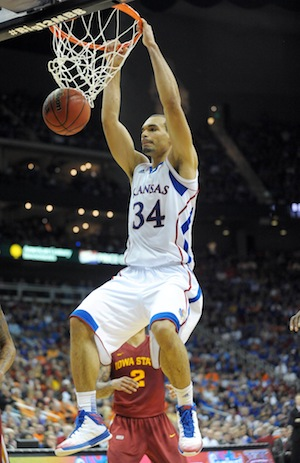Perry Ellis came on strong down the stretch. (USATSI)