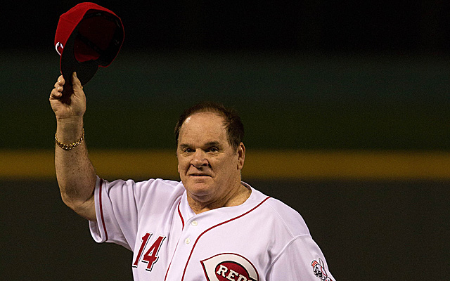 Pete Rose believes he has a shot at reinstatement with Bud Selig.