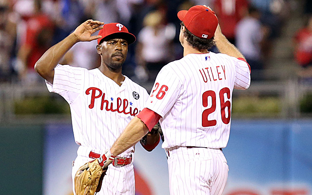We have to include Jimmy Rollins and Chase Utley below, right?