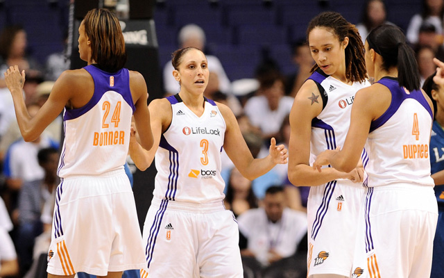 The Suns and Mercury oppose SB1062.   (USATSI)