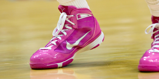 If BYU wears pink shoes and it's not on TV, did it really happen?