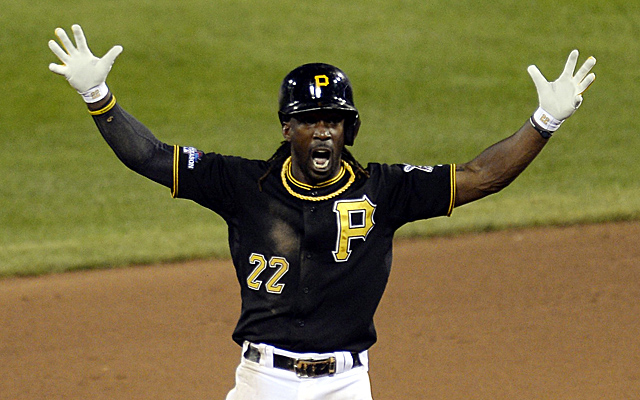 The best center-fielder season in Pittsburgh history just happened.