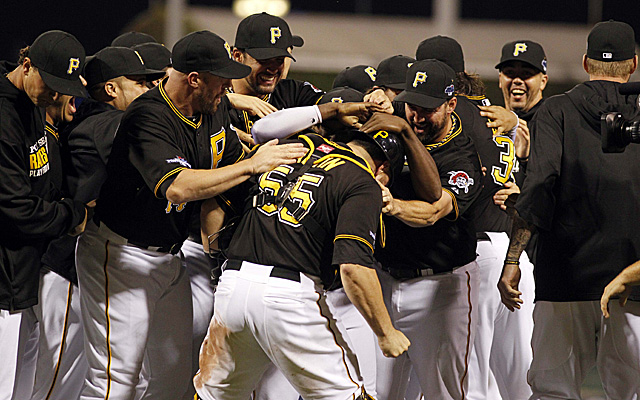 Can the Pirates' repeat their magical run of 2013?