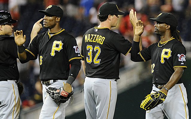 Should the Pirates buy, sell or hold? Should be an easy answer.