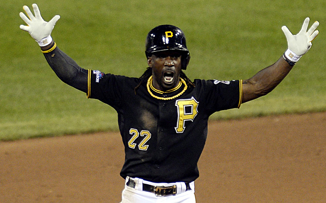 Can Andrew McCutchen and the Pirates take down the Cardinals?