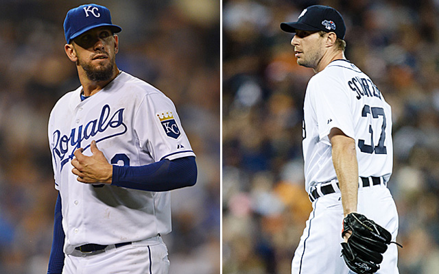 Scherzer and Shields could be a stout top two in free agency next offseason.