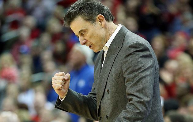 Rick Pitino probably curses his decision to become the Celtics' coach.    (USATSI)