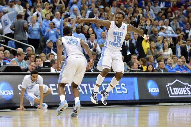 It's still unclear how many games P.J. Hairston will miss for North Carolina this season. (USATSI)
