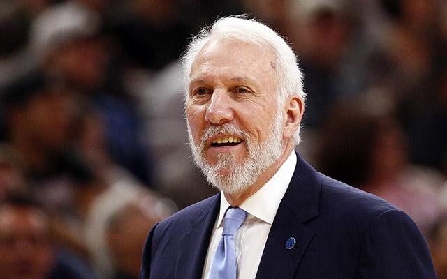 Highest NBA coach salaries - Gregg Popovich