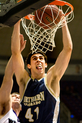 Mike Proctor helped the Northern Colorado Bears to their first-ever NCAA bid