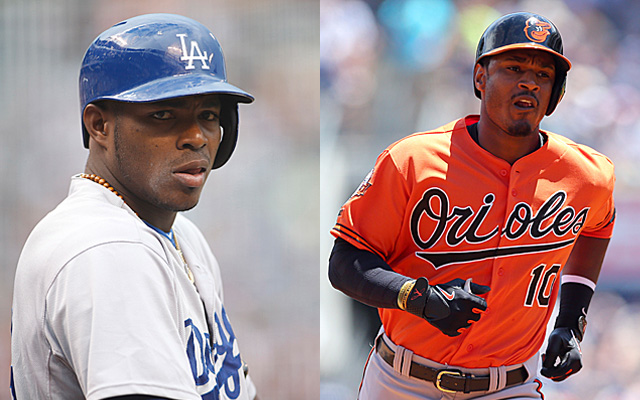 Yasiel Puig and Adam Jones have been added to the Home Run Derby.