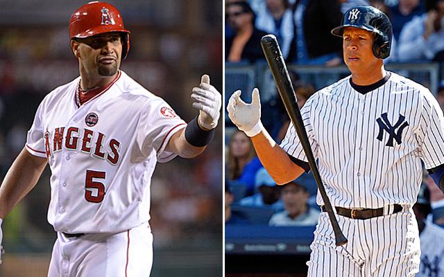 MLB's worst contracts: Corner infielders, designated hitters ...