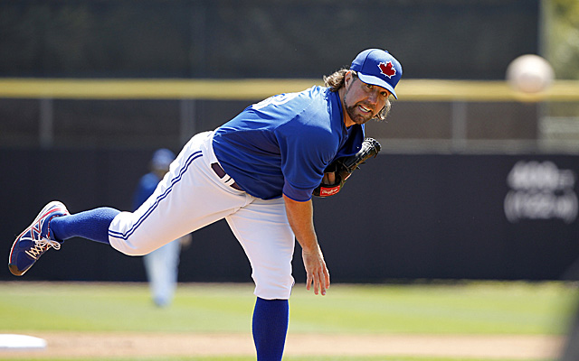 R.A. Dickey's book is soon going to be made into a movie.