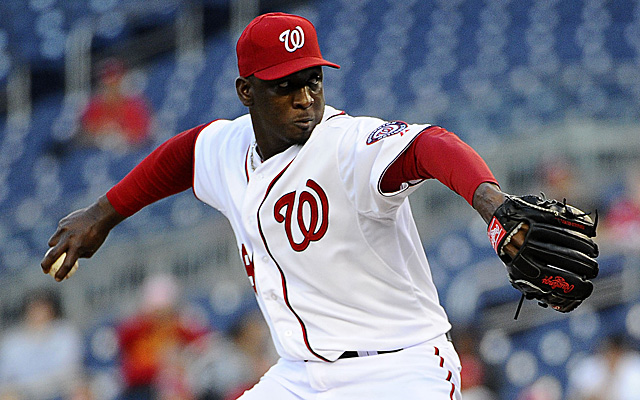 Rafael Soriano has some strong feelings about spring performance.