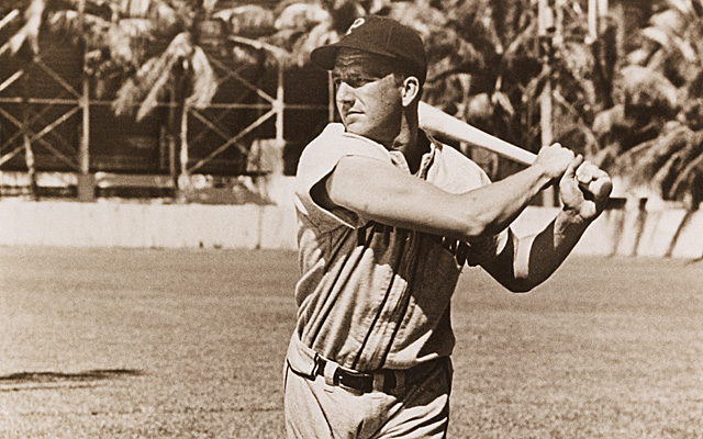 Seven-time home run king Ralph Kiner was elected to the Hall of Fame in 1975.