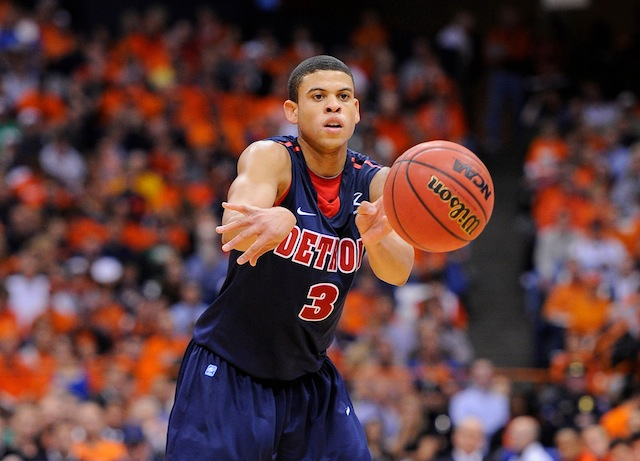 Ray McCallum and Detroit could have the edge over Valparaiso in the Horizon, which starts on Tuesday. (USATSI)