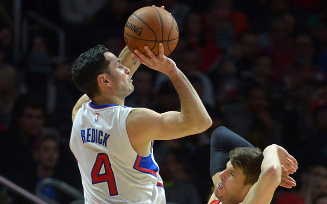 J.J. Redick is one of the league's best shooters.  (Getty Images)